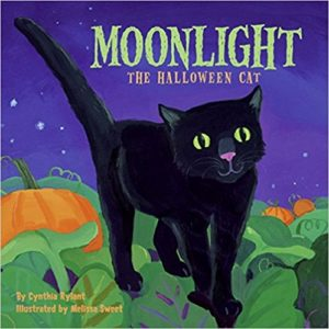 Moonlight The Halloween Cat by Cynthia Rylant