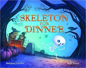 Skeleton for Dinner by Margery Cuyler