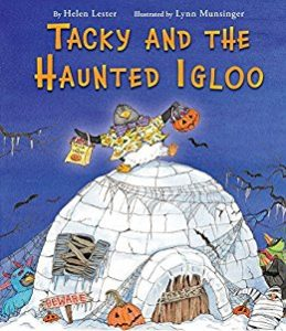 Tacky and the Haunted Igloo by Helen Lester