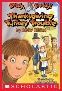 Thanksgiving Turkey Trouble by Abby Klein