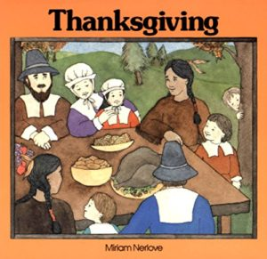 Thanksgiving by Miriam Nerlove