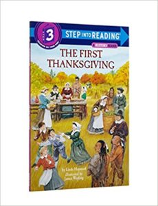 The First Thanksgiving by Linda Hayward