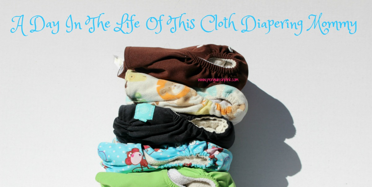 Ever wonder what a typical day looks like when you are cloth diapering two little ones? Come take a look at a day in the life of this cloth diapering mommy. You might be surprised!