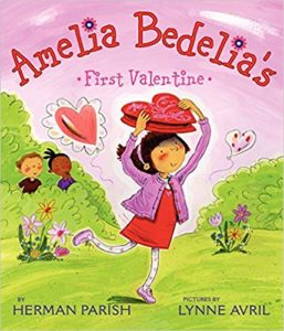 Amelia Bedelia's First Valentine by Herman Parish