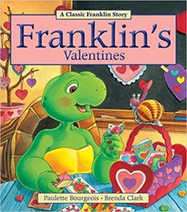Franklin's Valentines by Paulette Bourgeois