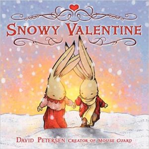 Snowy Valentine by David Petersen