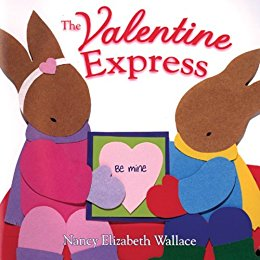 The Valentine Express by Nancy Elizabeth Wallace