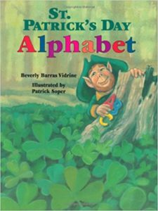 St. Patrick's Day Alphabet by Beverly Vidrine