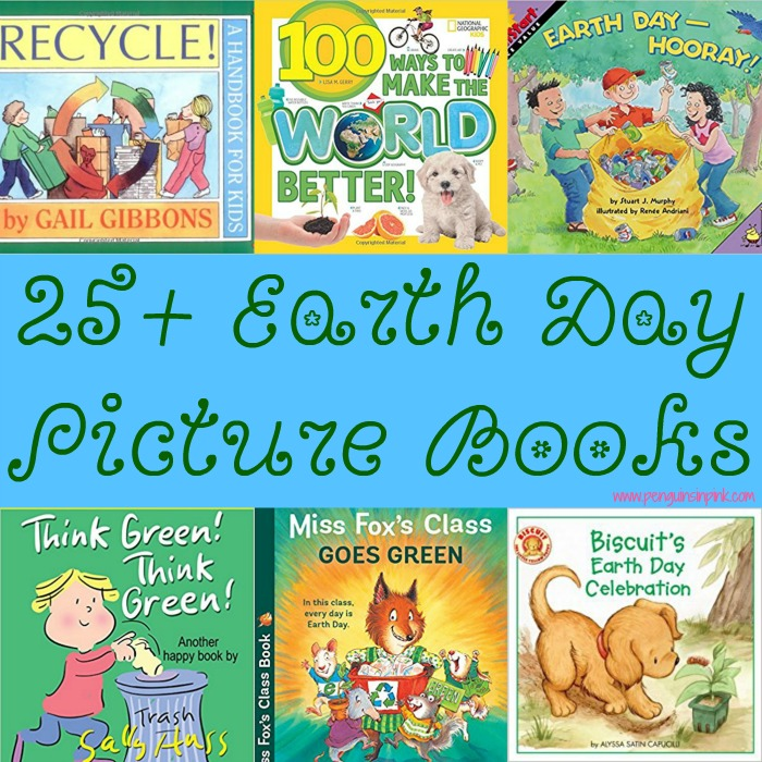 25+ Earth Day Picture Books these Earth Day books are perfect to read-aloud or for beginning readers to practice reading ranging from preschool to 3rd grade