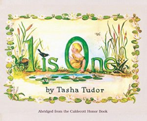 1 is One by Tasha Tudor