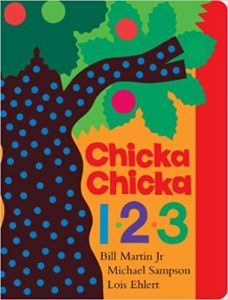 Chicka Chicka 1, 2, 3 by Bill Martin Jr