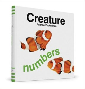 Creature Numbers by Andrew Zuckerman