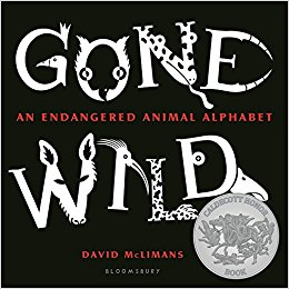 Gone Wild: An Endangered Animal Alphabet by David McLimans