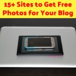 15+ sites to get free photos, clip art, and vector images for your blog with overview of public domain, creative common, and creative common zero