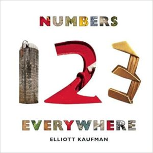Numbers Everywhere by Elliot Kaufman