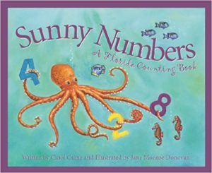 Sunny Numbers by Carol Crane