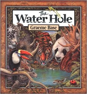 The Water Hole by Graeme Base