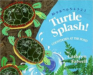 Turtle Splash!: Countdown at the Pond by Cathryn Falwell