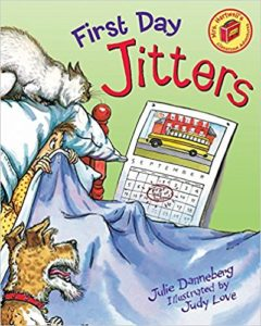 First Day Jitters (Mrs. Hartwells Classroom Adventures) by Julie Danneberg