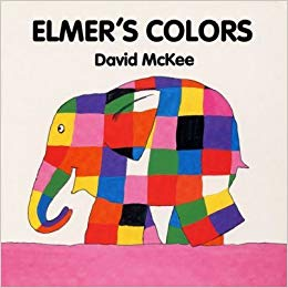 Elmer's Colors by David McKee