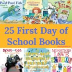 25 First Day of School Books