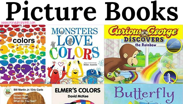 30 Colors Picture Books