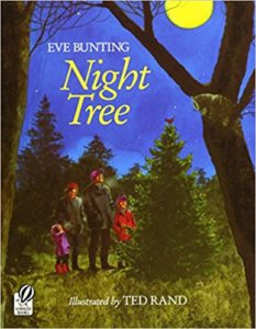 Night Tree by Eve Bunting