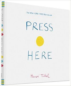 Press Here by Herve Tullet