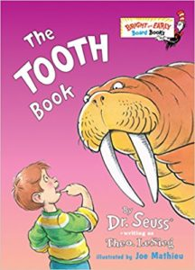 The Tooth Book by Theo LeSieg