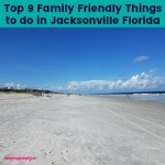 From the beach to the zoo and a wildlife sanctuary to the art museums check out our Top 9 Family Friendly Things to Do in Jacksonville Florida. With 4 bonus places we want to visit the next time we are there.