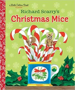Christmas Mice by Richard Scarry