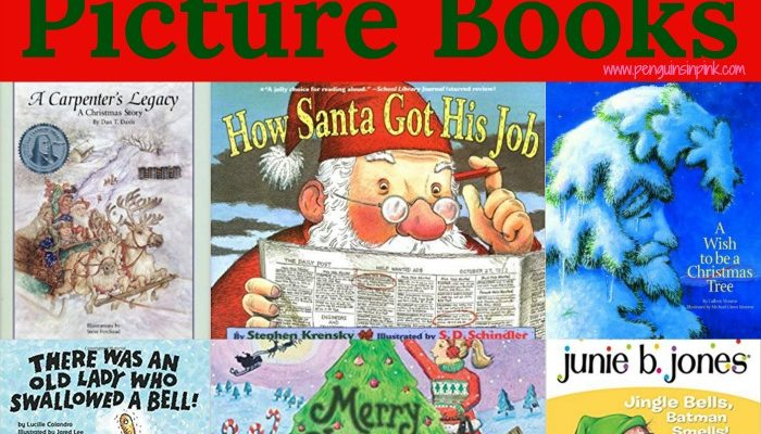 30+ Christmas Picture Books