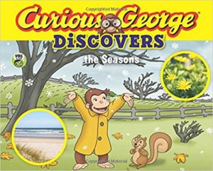 Curious George Discovers the Seasons by H.A. Rey