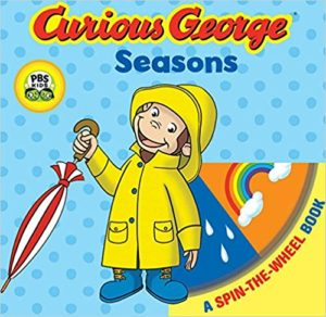 Curious George Seasons by H.A. Rey