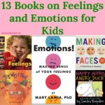 In this list of 13 Books on Feelings and Emotions for Kids, you are sure to find at least a couple to help your kids of all ages with their emotional well-being.