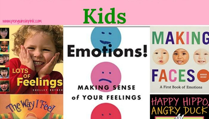 13 Books on Feelings and Emotions for Kids