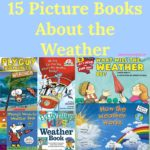 Through this list of 15 Picture Books About the Weather, you are sure to find at least a couple to answer all your kids' questions. There are even some books that contain weather experiments.