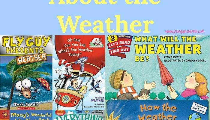 15 Picture Books About the Weather
