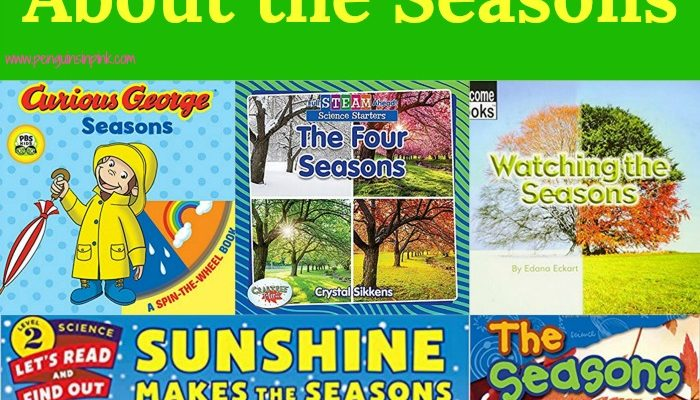 9 Picture Books About the Seasons
