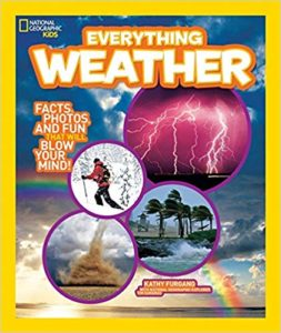 National Geographic Kids Everything Weather by Kathy Furgang