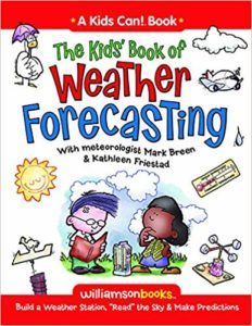 The Kids' Book of Weather Forecasting by Mark Breen