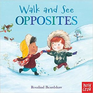 Walk and See Opposites by Nosy Crow