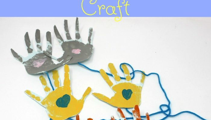 The Mailable Hug Craft