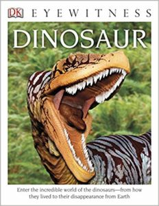 DK Eyewitness Books Dinosaur by David Lambert