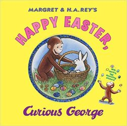 Happy Easter, Curious George by R.P. Anderson