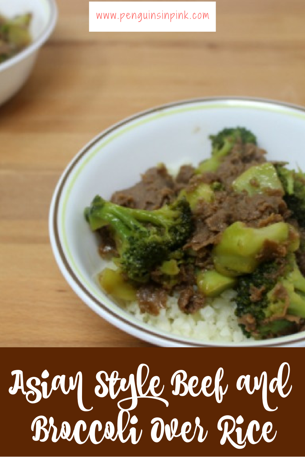 Flavorful and quick cooking Asian Style Beef and Broccoli over Rice is sure to be a family favorite. Serve it over white rice, brown rice, or cauliflower rice for a fast and healthier dinner.